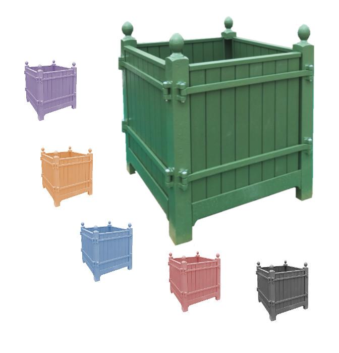 bac et jardini re bac oranger fonte et bois caisse oranger fonderie loiselet. Black Bedroom Furniture Sets. Home Design Ideas