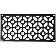 grille d 39 a ration rectangle fonderie loiselet. Black Bedroom Furniture Sets. Home Design Ideas